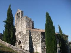 Chapelle Notre-Dame-des-Anges - Alemannisch: chapelle Notre Dame des Anges