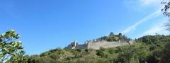 Château de Crussol (ruines) - Français:   Château de Crussol (Inscrit)