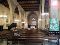 Eglise Saint-Julien -  Tournon-sur-Rhône, Kirche St Julien (Heiliger Julianus)