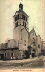 Eglise Saint-Julien - Français:   Eglise-Saint-Jullien