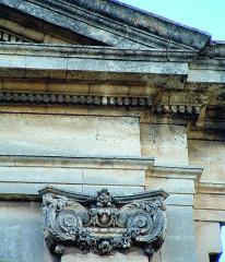 Chapelle des Dominicains, dite aussi chapelle Notre-Dame-du-Rhône - Français:   Viviers - Chapelle Notre-Dame-du-Rhône - Détail