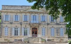 Hôtel de Roqueplane - Français:   Viviers - Hôtel de Roqueplane