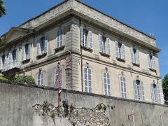 Hôtel de Roqueplane - Français:   Viviers - Hôtel de Roqueplane - Façades sud et ouest