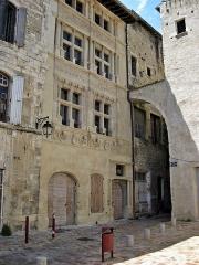 Maison des Chevaliers -  Maison des Chevaliers / Viviers / Ardèche © by Besenbinder