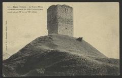 Site archéologique de la tour d'Albon, situé au hameau de La Tour - English: CA 1908