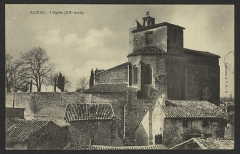 Eglise paroissiale Saint-Didier - English: CA 1910