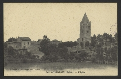 Eglise - English: CA 1905
