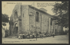 Eglise-temple - English: CA 1905 - 1911