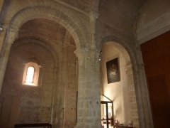 Eglise-temple - Français:   Église simultanée de Beaumont-lès-Valence