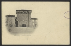 Porte de ville - English: CA 1889