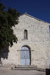 Eglise - Deutsch: Kirche Saint-Michel in Clansayes