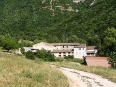 Abbaye cistercienne du Valcroissant - Français:   Abbaye de Valcroissant (Drôme)