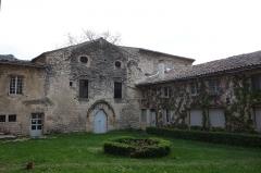 Abbaye cistercienne du Valcroissant - Français:   Abbaye de Valcroissant, Drôme, France (Vercors)