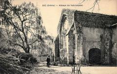 Abbaye cistercienne du Valcroissant - Français:   Abbaye de Valcroissant en Diois