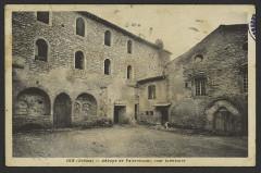 Abbaye cistercienne du Valcroissant - English: Bâtiments religieux Die