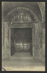 Ancienne cathédrale, actuellement Eglise Notre-Dame - English: Bâtiments religieux Die