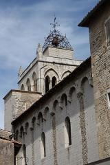 Ancienne cathédrale, actuellement Eglise Notre-Dame - Deutsch: Kathedrale Notre-Dame in Die