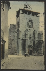 Ancienne cathédrale, actuellement Eglise Notre-Dame - English: CA 1900