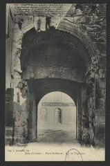 Porte Saint-Marcel - English: CA 1905