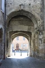 Porte Saint-Marcel - Deutsch: Porte Saint-Marcel in Die