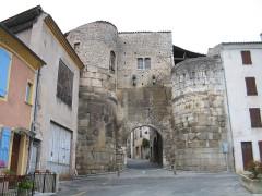 Porte Saint-Marcel - English: Porte Saint Marcel, Die