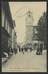 Beffroi - English: CA 1900