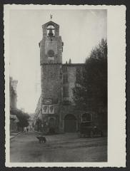 Beffroi - English: CA 1925-1930