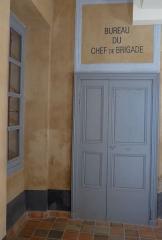 Maison (ancienne gendarmerie) -  Donzère (Drôme, France), maison où se trouvait l'ancienne gendarmerie.