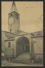 Eglise Notre-Dame - English: CA 1900