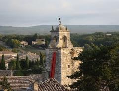 Beffroi - Deutsch: Porte du Tricot in Grignan