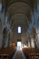 Eglise abbatiale Sainte-Marie - Deutsch: Abtei Sainte-Marie in Léoncel