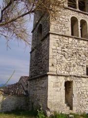 Eglise - English: Church of Marsanne (Drôme, France)