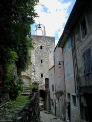 Beffroi -  Vaucluse Montbrun-Les-Bains Beffroi