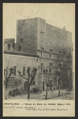 Maison dite de Diane de Poitiers - English: CA 1900