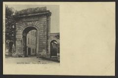 Porte Saint-Martin - English: CA 1889