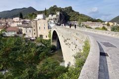 Pont sur l'Eygues - Deutsch: Nyons, Pont de Nyons