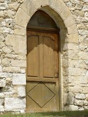 Chapelle Notre-Dame-des-Aspirants - English: La Penne-sur-l'Ouvèze (Drôme, France). Chapelle Notre-Dame-des-Aspirants.