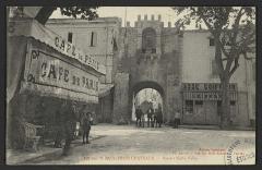 Porte Notre-Dame - English: CA 1916