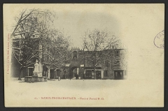 Porte Notre-Dame - English: CA 1900