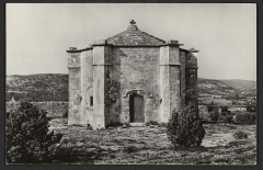 Chapelle funéraire (ruines) - English: CA 1950
