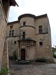 Hôtel -  Saint-Restitut: Haus am Turm