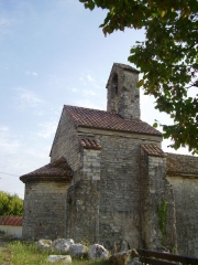 Chapelle Saint-Didier - English: Chapelle Saint-Didier (Les Tourrettes, Drôme, France)