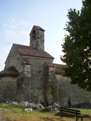 Chapelle Saint-Didier - English: Chapelle Saint-Didier (Les Tourrettes, Drôme, France)