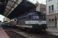 Gare - English:   The \
