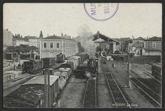 Gare - English:   CA 1906