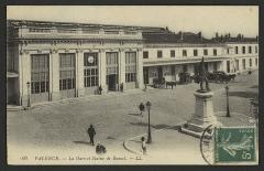 Gare - English:   CA 1910
