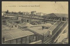 Gare - English:   CA 1900