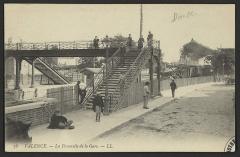 Gare - English:   CA 1908