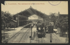 Gare - English:   CA 1907