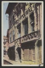 Maison des Têtes - English:   CA 1910